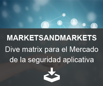 MARKETSANDMARKETS – Dive matrix para el Mercado de la seguridad aplicativa